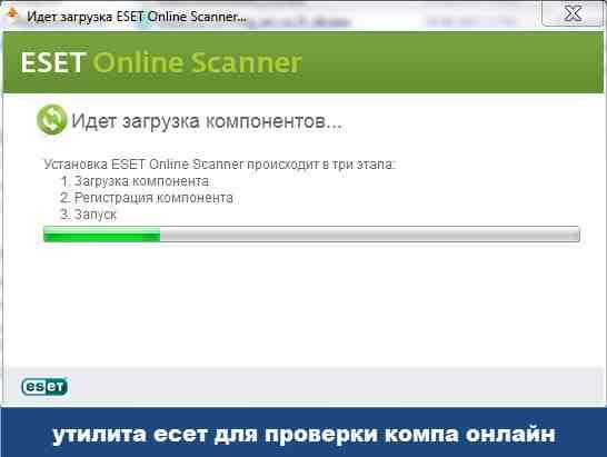 Бесплатная онлайн-проверка на вирусы