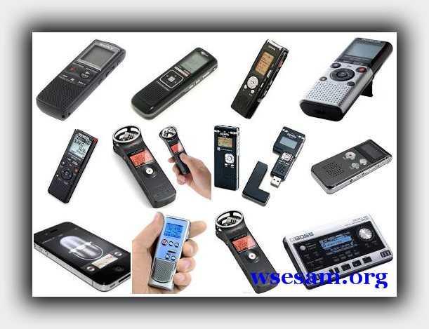 цифровые диктофоны