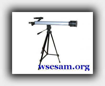 домашний телескоп для любителя астрономии