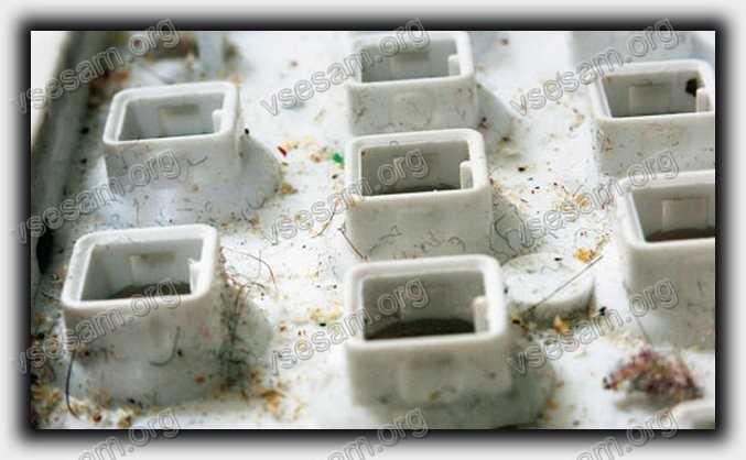 разобрать и почистить клавиатуру самсунг в домашних условиях