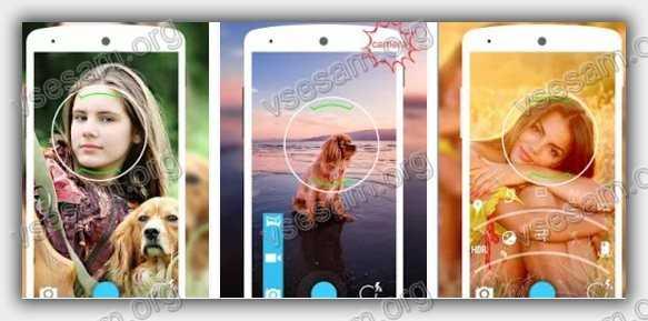 приложение улучшающее камеру на андроид телефоне HD Camera