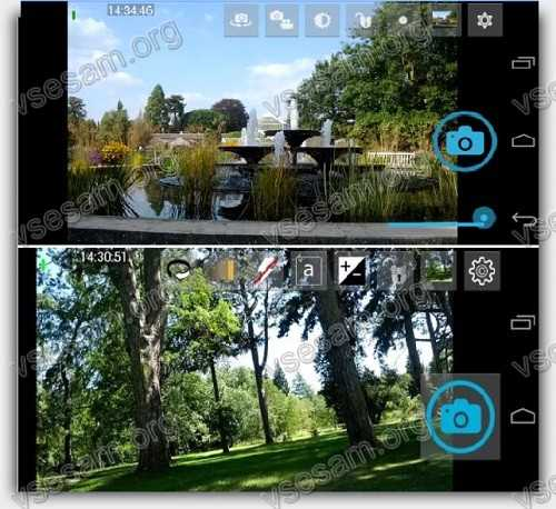 приложение улучшающее камеру на андроид планшете Open Camera