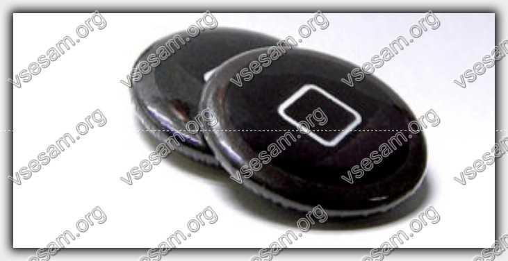 кнопка домой для iphone 7