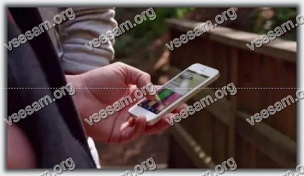 набор секретного кода на айфон 5 s