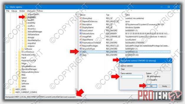 запретить обновление windows 10 creators