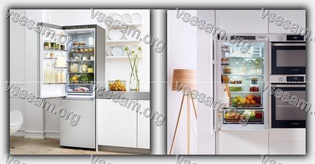 две лучшие модели холодильников