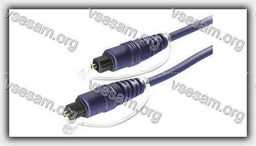 кабель для музыкального центра
