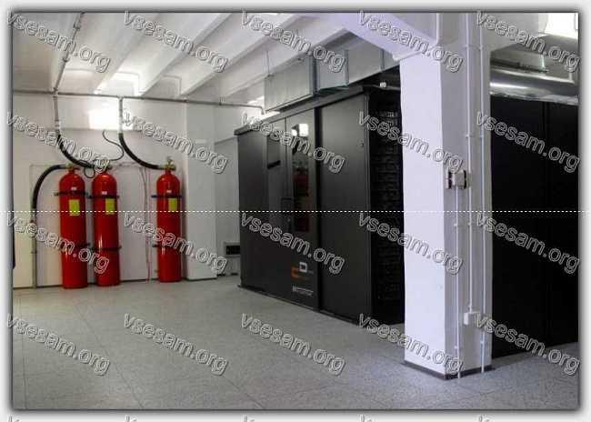 огнезащита colocation серверов