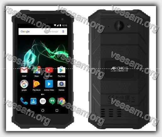 смартфон ARCHOS Saphir 50X
