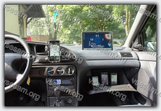 gps антирадар free для андроид в автомобиле
