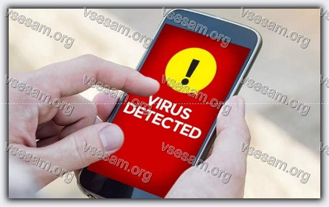 последний вирус заблокировал андроид