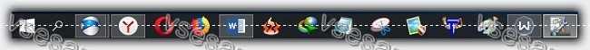 значки на панели задач в windows 10