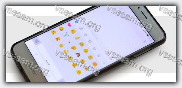 пиктограммы на телефоне андроид