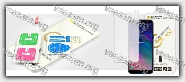 защитное стекло 2D самсунг j5 j530 2d