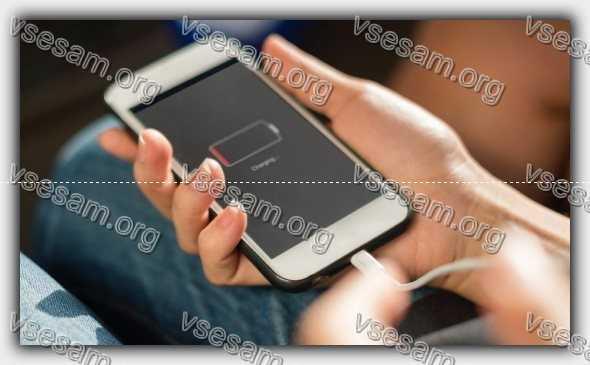 подключение кабеля к смартфону