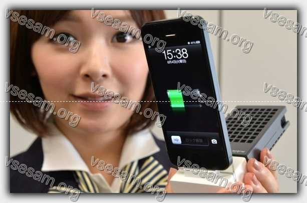 ускорить зарядку телефона