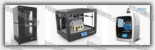 3d принтер для бизнеса 2018