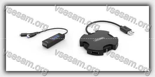 кабели USB OTG