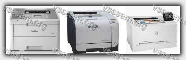 недорогие устройства для печати