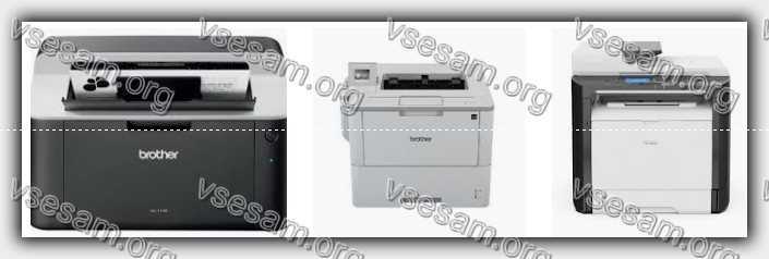 самые дешевые лазерные принтеры