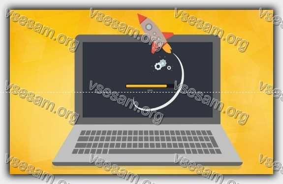 ускорить медленный ноутбук леново