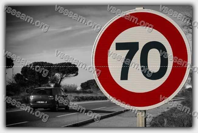 контроль скорости