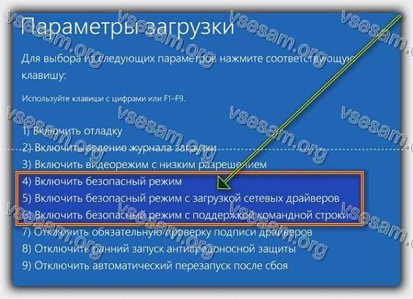параметры загрузки пк