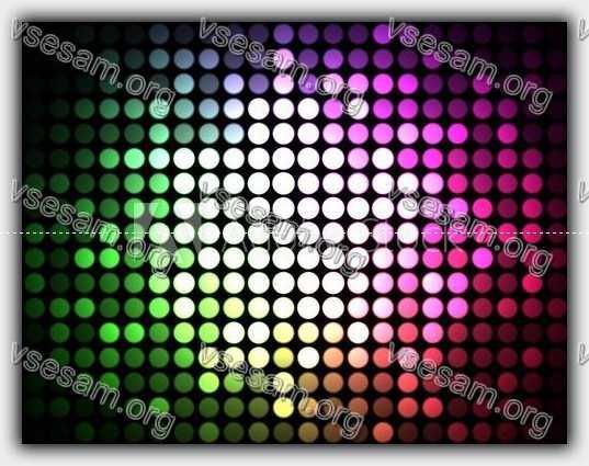 проверить битые пиксели