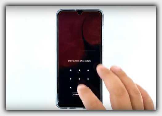блокированный экран на самсунг а50
