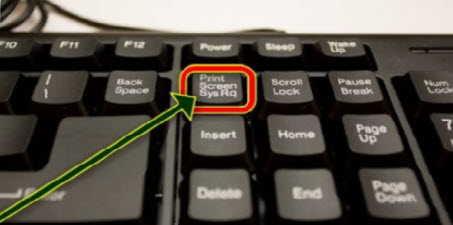 кнопка скриншота на асус вивобук