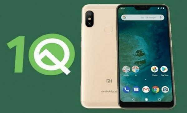 Xiaomi и андроид 10