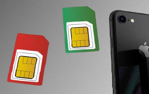 Айфон и 2 сим карты