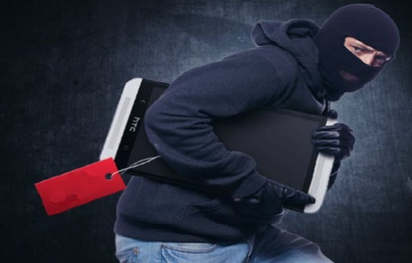 найти украденный выключенный телефон