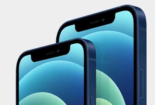 экран iPhone 12 mini