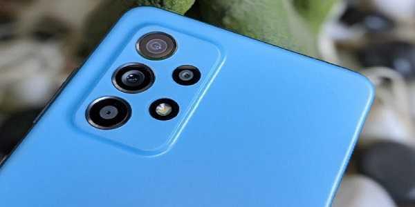камера на а52