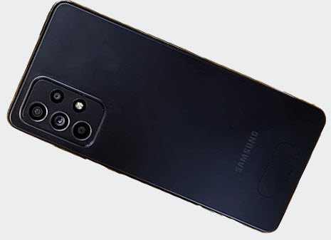 камера самсунга а52