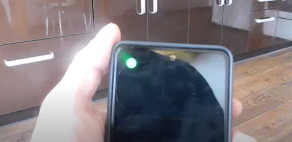 световой индикатор уведомлений на самсунг а52