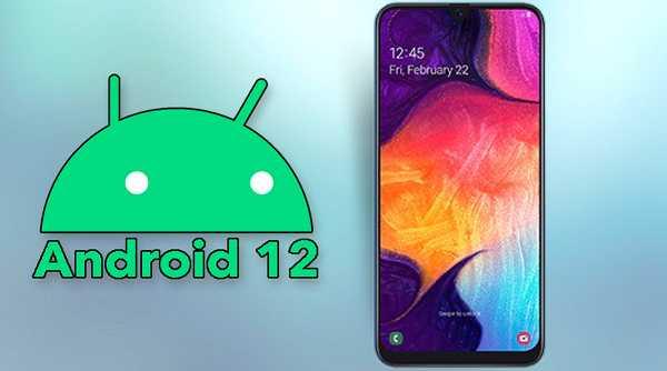 Самсунг а50 и андроид 12