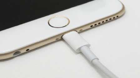 айфон 7 не заряжается