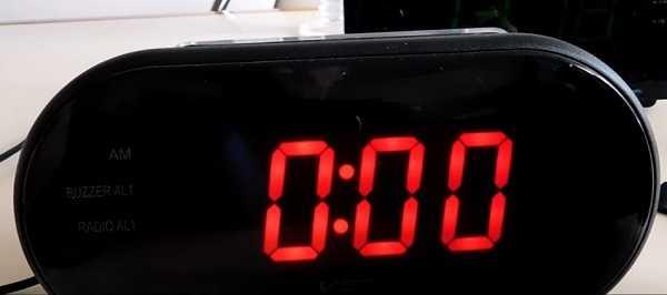 настольные китайские электронные led часы vst