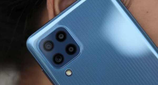камера самсунг а32