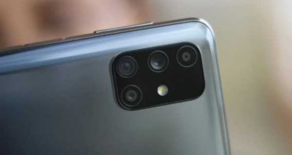 камера самсунг м31
