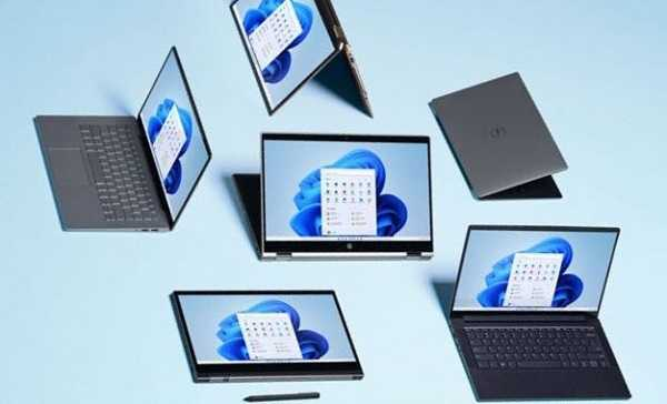 Виндовс 11 на разных ноутбуках