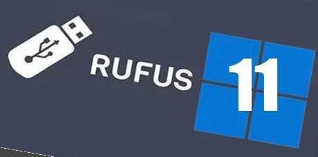 создание загрузочной флешки windows 11 rufus