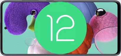 андроид 12 на самсунг а51